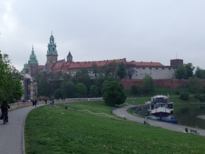 Krakow.